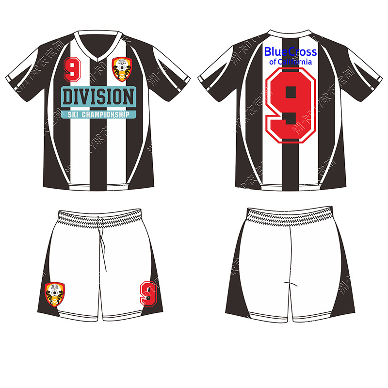 DIY color Fast delivery 2016 lastest Football shirt full sublimated printing