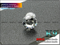 делюкс 30 мм выборг латунь + с K9 хрусталя ручки ящика тянет и кабинет ручка и ящик ручки, са-963c-ПСС