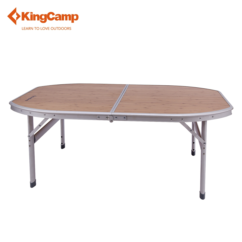 Achetez en gros ovale table pliante en ligne des for Stores de bambou en plein air ikea