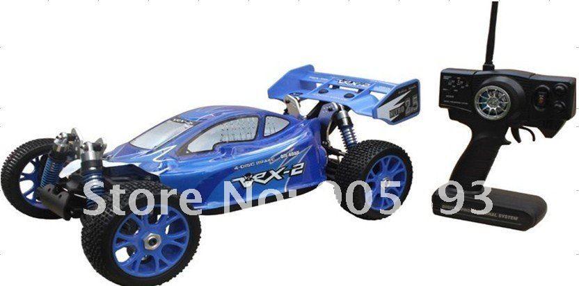 1/8 VRX-2E 4WD бесщеточный готов к запуску Багги