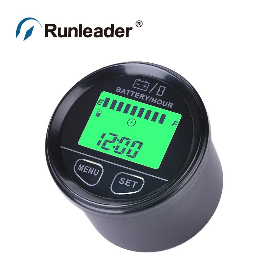 Marine Battery Meter : Popular digital battery gauge buy cheap