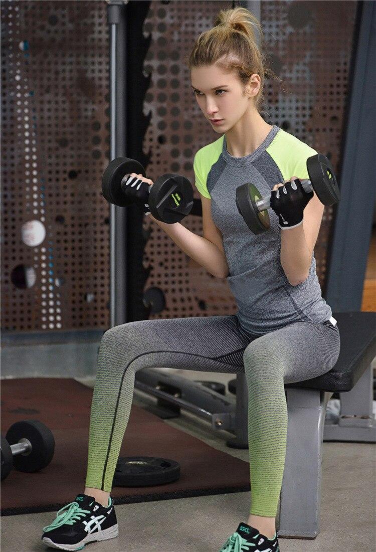 2018 Mujeres Lady Activewear Legging Invierno gris claro Pantalón - Ropa deportiva y accesorios