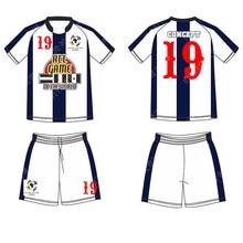 2016 New Men Sportwear short sleeve sublimation printing custom