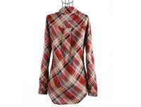 высокое качество лето дамы с длинным рукавом блузка, nz004, бесплатная доставка