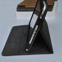 """бесплатная доставка, высокое качество оригинал 9.7 """" черный кожаный чехол для куб u9gt2, дом подставка чехол для куб u9gt2"""