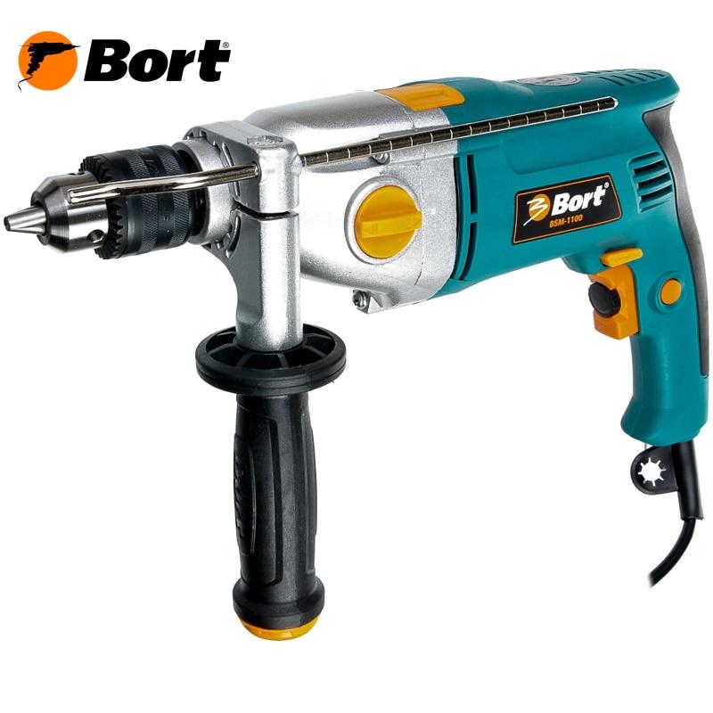 Percussion drill Bort BSM-1100 bort bsm 1100
