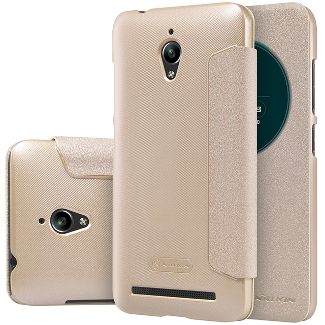 newest c1b07 70bed US $8.13 |For asus zenfone max (zc550kl) Case Nillkin Qin vintage Flip  Cover Case sparkle flip case PC hard csae phone cover case 5.5 inch on ...