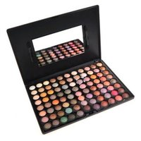 про 88 тёплый цвет косметика тени для век состава теней для век Palette для женщин леди h005 # 1