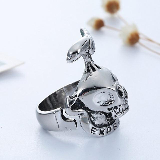Adjustable Alternative Design Ring