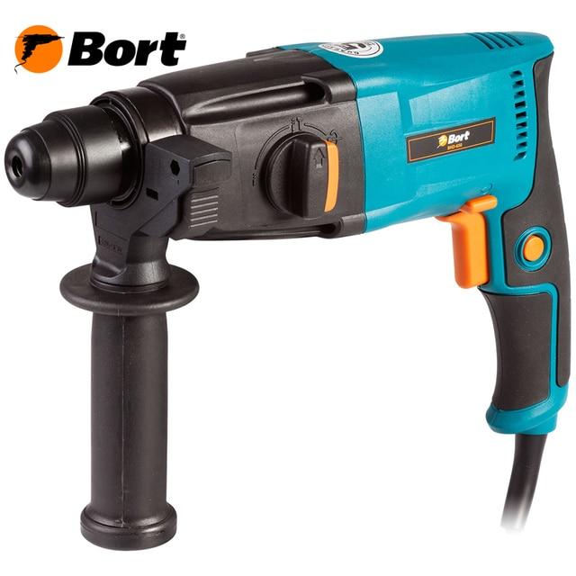 Перфоратор электрический Bort BHD-650 (тип патрона SDS+, 7100 ударов в минуту)