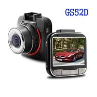 GS52D Ambarella A7LA50 GPS Car DVR Video Recorder Full HD 170 Degrees Wide Angle 2 0inch