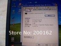 14.1 дюймов высокое качество ноутбук компакт-диска компьютер + Floppy-ба 1 г / 160 гб окна ХР мода компьютер все в наличии