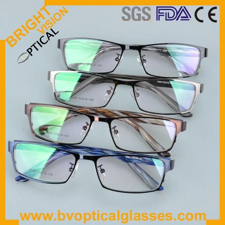 metal optical frames2269he