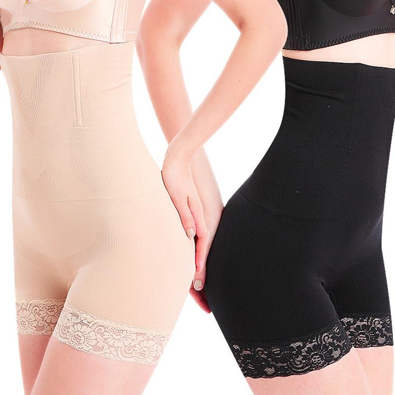 6ca31ad3f ZUIMIMI High Waist Body hot Shaper Underwear Slimming shapewear Control  Knickers Panties