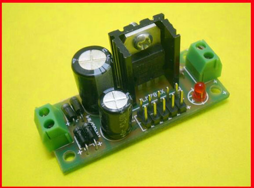 Free Shipping!!!  L'7806 LM 7806 / three-terminal regulator module / 6V power supply module /Electronic Component