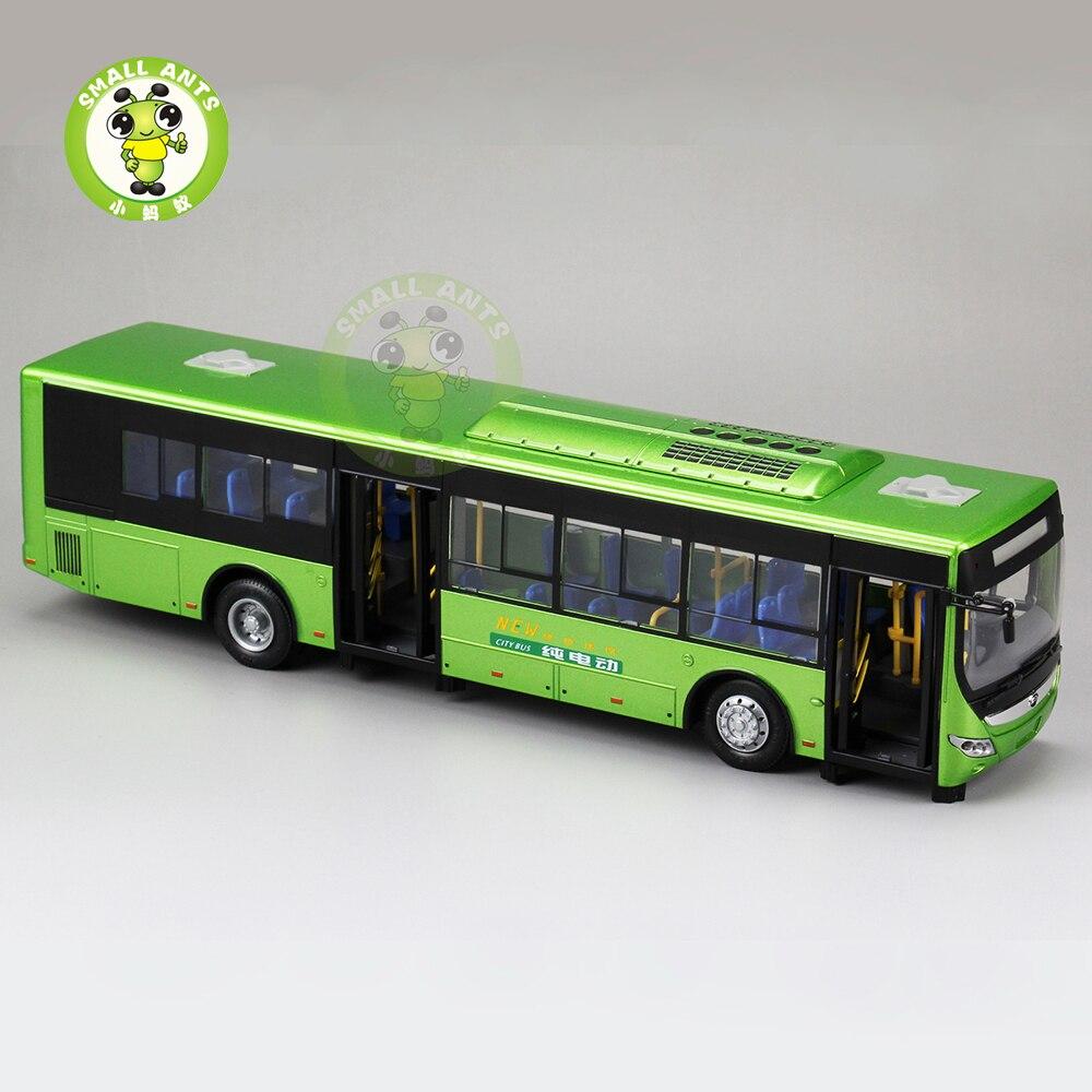1:43 skala China YuTong E12 Elektrische City Bus Coach Auto Diecast Modell Spielzeug-in Diecasts & Spielzeug Fahrzeuge aus Spielzeug und Hobbys bei  Gruppe 1