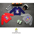 Kids sweatshirts Spring&Autumn boys sweaters Superhero printed girls hoodies outerwear children clothes boys tops for 2-8 years