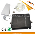 70dB Gain GSM 850 2100 Mobile Phone Signal Amplifier Cellular Booster CDMA WCDMA Dual Band Repeater  2g 3g 850 2100mhz