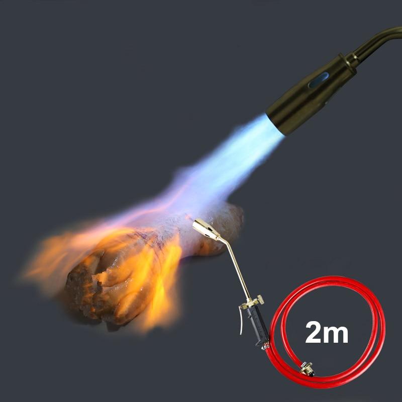 Svařovací tryska s hořákem o průměru 3cm / 3,5cm / 5cm / 6,5cm plynová hořák