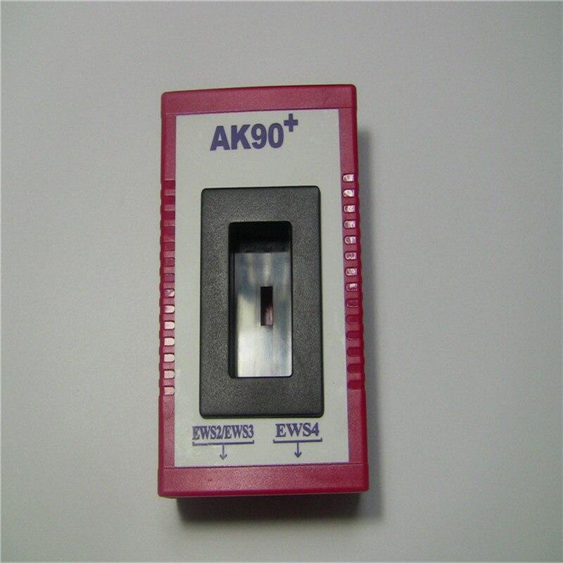 Продвижение Sweden Post AK90 ключевой программист AK90 Pro Key чайник для BMW все EWS версия V3.19
