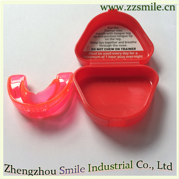 Dental Orthodontic Teeth Trainer  For Kids  Hard Texture