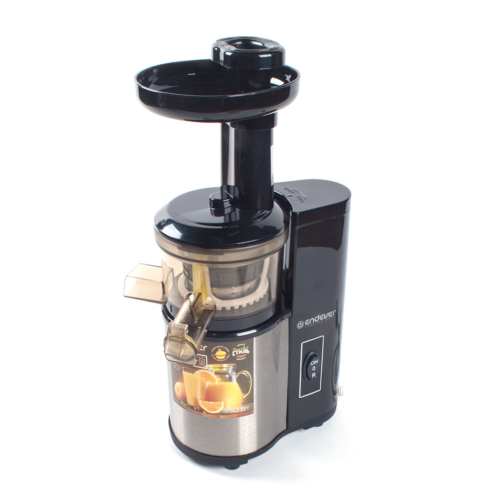 Electric juicer Endever Sigma-95 juicer electric endever sigma 66