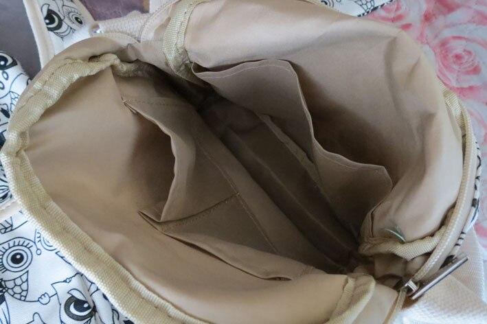 Отличный набор сумок! Рюкзак огромный, вместительный, удобные лямки, много карманов. Есть карман для нетбука или планшета. Сшито качественно. Сумочка тоже с кармашками, очень удобная.