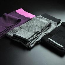 Женские компрессионные трико для спортзала, спортивные штаны, эластичные, впитывающие влагу, для силовых упражнений, трико для фитнеса, бега, Обтягивающие Леггинсы для йоги