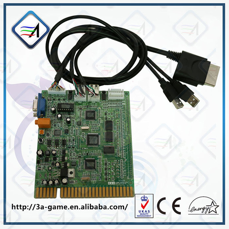 цена Hot Selling XBOX360 PCB Arcade Jamma PCB Timer Controller Board for XBOX360 to Jamma PCB Board