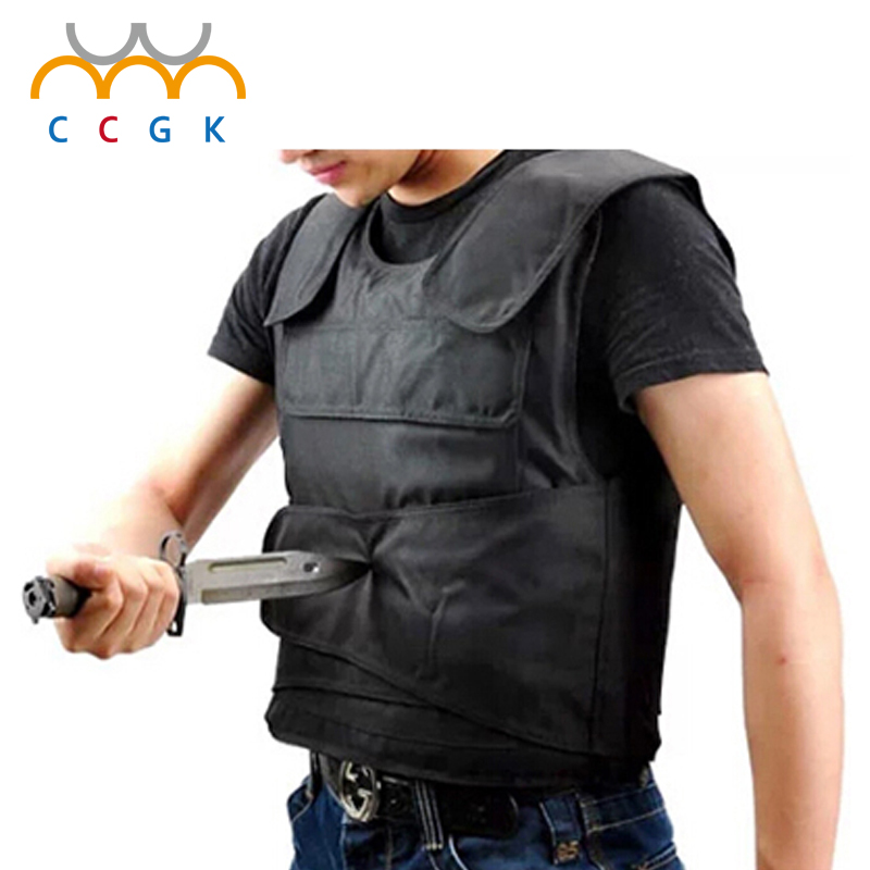 SATW Tactical Vest Stab vests Anti tool Customized version plate stab service equipment outdoor self-defense upgraded version of the cs special tactical vest vest american field equipment thickening tactical vest