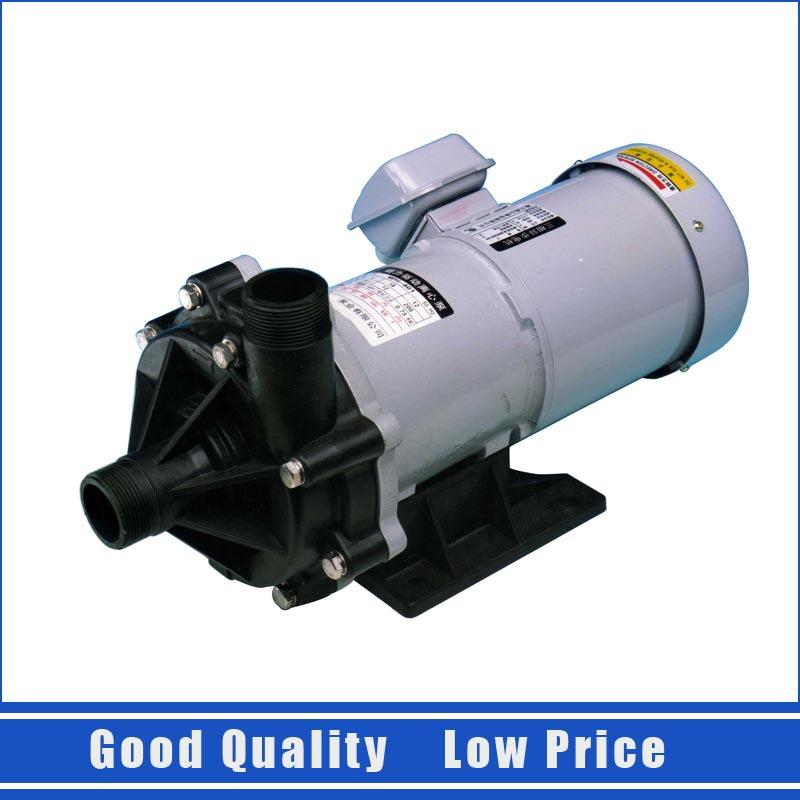 50HZ/60HZ Plastic Magnetic Drive Centrifugal Water Pump 220V Electric Water Pump MP-40R mp 55r china 220v engineering plastic magnetic drive pump big volume sea water pump industry magnetic centrifugal water pump