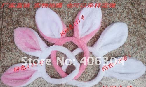 Пасхальный подарок, украшение, заячьи ушки, ободок для вечеринки