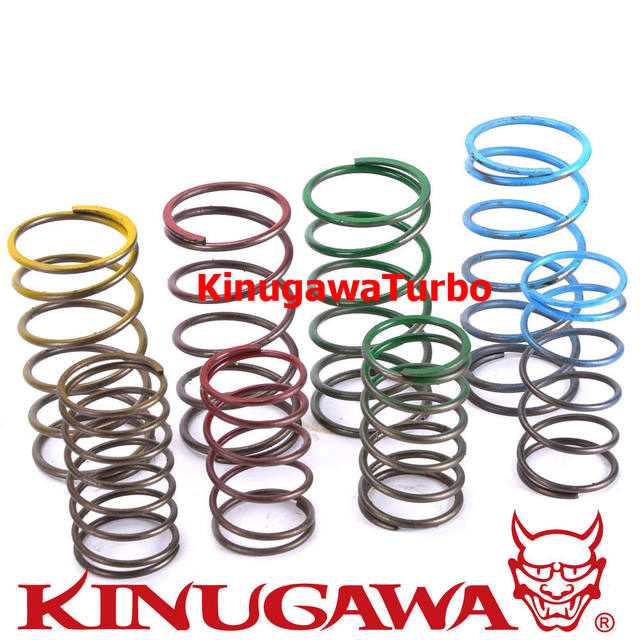 Online Shop Kinugawa Turbo Large Yellow Spring 07bar 102psi For