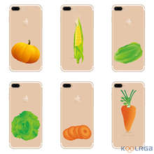Vegetable love phone cover for iPhone 7 Plus