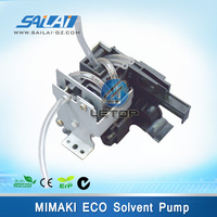 Mimaki printer parts solvent transfer pump for jv33 jv5 cjv30 dx5 head