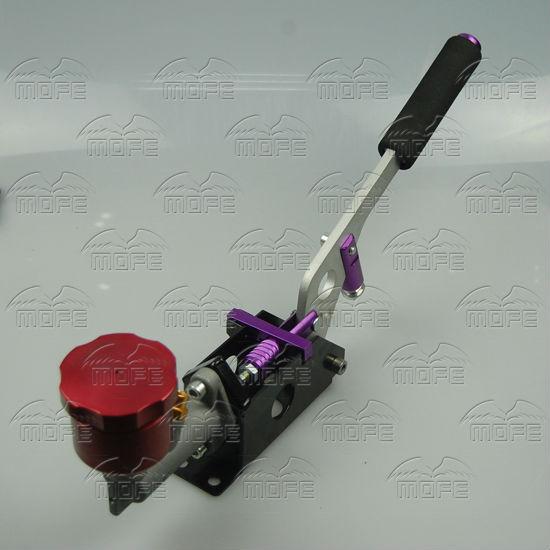 Drift Hand Brake Hydraulic Handbrake With Red Oil Tank for Hand Brake Fluid Reservoir E-brake  DSC_0066