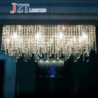 M Crystal Pendant Lamp Home Lighting K9 Crystal Vintage Deco Pendant Ceiling Plafon Lighting Fixture Lustres de Sala Techo