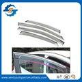 Hot Sale 4 pcs window visor/vent shade/rain sun wind deflector Fit for Mazda 3