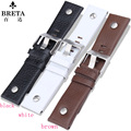 Genuine Calf Leather Watch Strap for Diesel Watch Strap Man Watchband 22/24/26/28/30mm Sport Watch Strap with Screw + Tools
