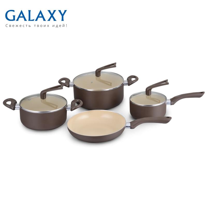 Cookware Set Galaxy GL 9501 все цены