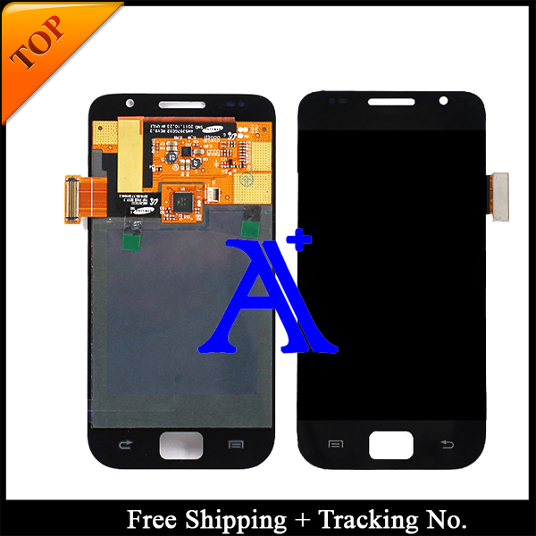 Free Shipping Tracking No 100 Tested Orignal For Samsung Galaxy S i9000 LCD Digitizer Assembly Black
