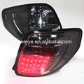 2007 - 2011 год для SUZUKI для SX4 из светодиодов сзади лампа задний фонарь дым черный TW
