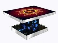 производство бар мебель, из светодиодов мебель 09