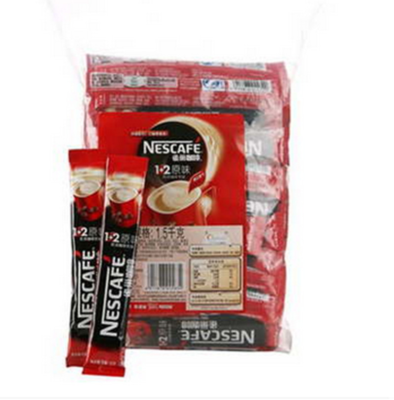 Free shipping Nestle coffee flavor 1500g от Aliexpress INT