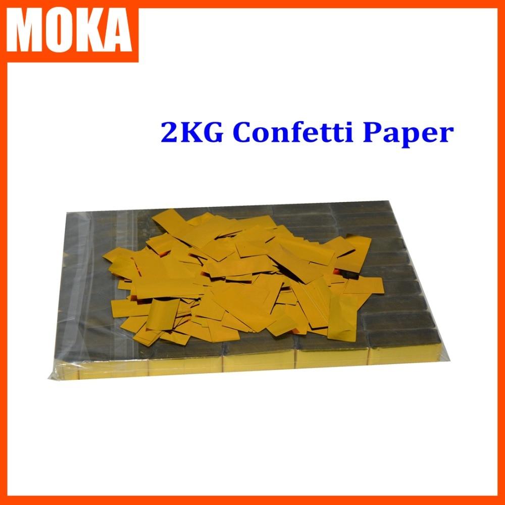 где купить 2kg/lot golden Tissue Paper Confetti for Marriage Wedding  Birthday  Party Decorations по лучшей цене