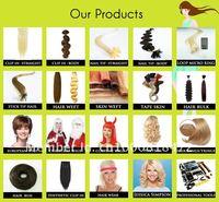 синтетический пластик комплект хвост списке номера моды волос extenson шнурок чистая номера цвет М4/30 #, 22 см, 170 г 1 шт