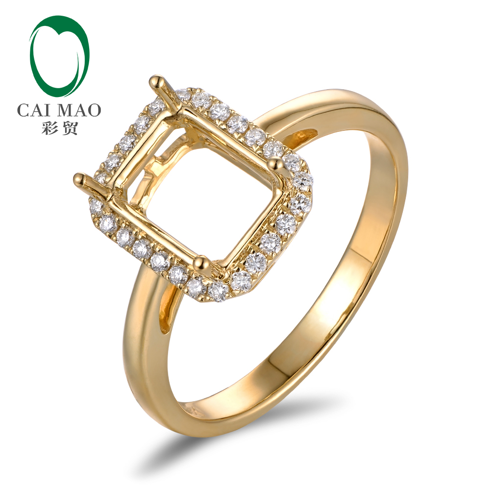 pare Prices on Emerald Cut Ring Mountings line Shopping Buy