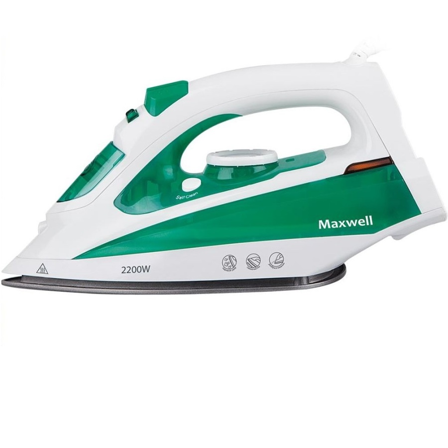 Steam iron Maxwell MW-3036 G подушка primavelle nadia 70х70