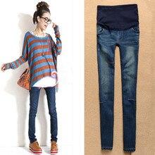 High Quality Maternity Jeans Pants Plus Size Elastic Waist Jeans For Pregnant Women Pregnancy Clothes Pregnant Women Legging