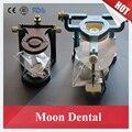 Hot New 1 Peça de Pequeno Articulador ou Big Prateado Liga Ajustável Anatômicas Articulador Dentadura Magnética Equipamentos de Laboratório Dental